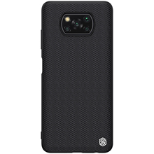for XiaoMi Poco X3 NFC Case Cover NILLKIN textured pattern matte back cover Mobile phone shell for XiaoMi Poco X3 NFC