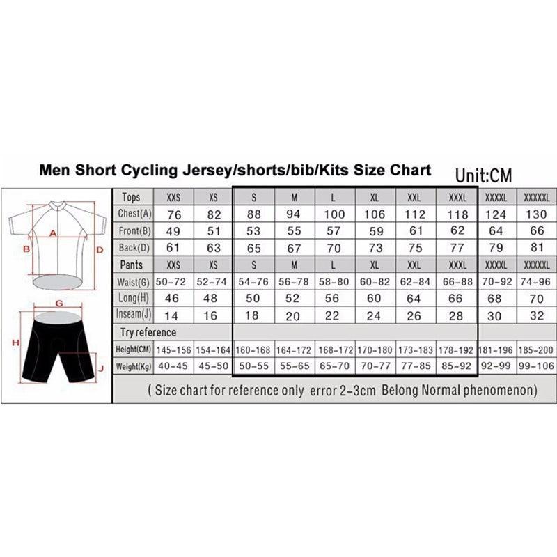 Купить с кэшбэком Cycling Cofidis Team clothing men's red short sleeve jersey sets go pro cycliste tops quick-dry fabric ciclismo maillot bike kit