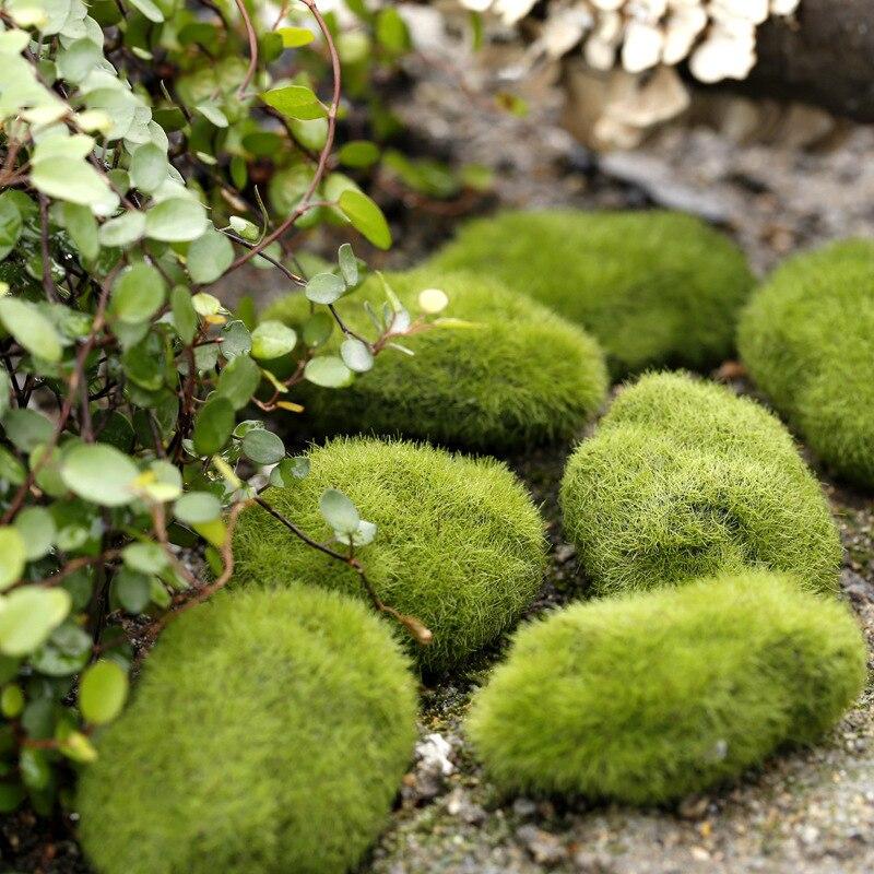 1PCS Ant Farm Mini Moss Stones Decoration Ecology Ant Nest Accessories Tool font b Pet b