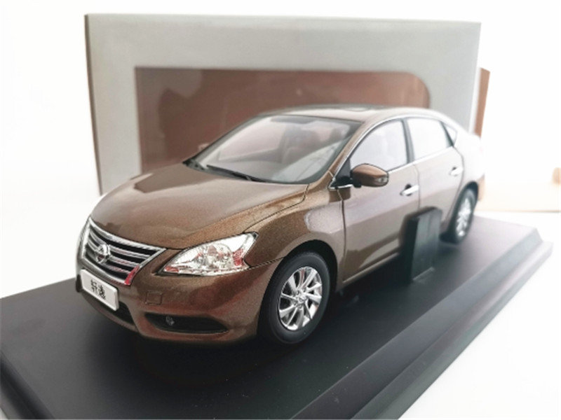 1/18 <font><b>Nissan</b></font> Sylphy <font><b>car</b></font> model image
