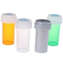 1 шт., пластиковая коробка для таблеток, контейнер для хранения сорняков, контейнер для таблеток, чехол для таблеток, Дорожный Чехол для таблеток