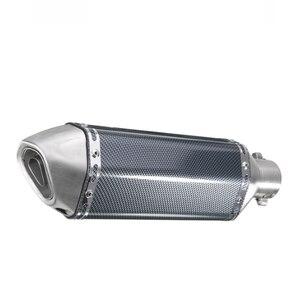 Image 4 - Silenciador db killer para cano de escape, frete grátis, nmax cb650f ybr 125 sv650 cbr250r gsr 600 dirt bicicleta bicicleta