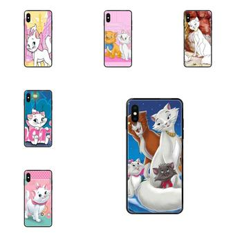 Luxury Cell Phone Case The Cartoon Aristocats For Huawei Honor 6A 7A 7X 8C 8X 9 9A 9I 9X 10 10I 20 20I 20S Lite Pro image