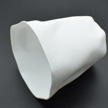 Белый простой Настольный держатель для карандашей и ручек многофункциональный
