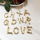 Bamboo Style Letter ...