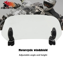 Windshield-Extension DL250 Motorcycle 1190-Adventure Wind-Deflector 1000 for 1290 Adjustable