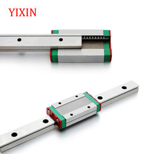 Linear Guide Rail MGN12 MGN9 MGN15 MGN7 CNC 3D Printer Parts Miniature Linear Guide Slide Carriage L100 350 400 500 600 800mm