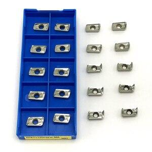 Image 2 - APKT1135 APKT1604 APGT1604 SEHT1204 RCGT1204 RCGT10T3 Aluminum Milling turning tool CNC lathe tools Hard Alloy Milling tool