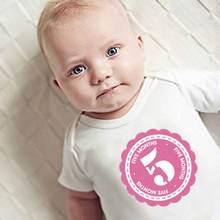 Наклейки на живот ребенка 1 12 месяцев наклейки