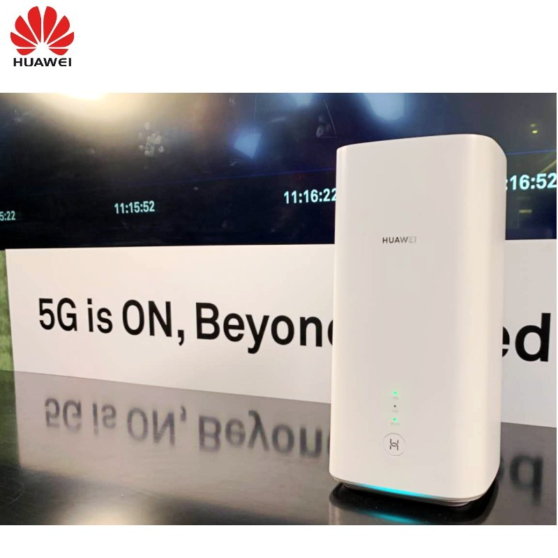 HUAWEI 5G CPE PRO NEW 4G/5G UNLOCKED (H112-370 ) English Version