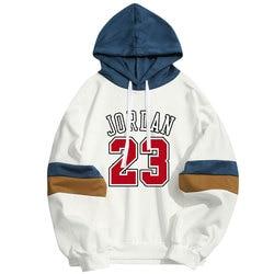 2020 marca masculina hip hop manga longa jordan 23 com capuz moletom com capuz dos homens moletom com capuz agasalho casaco de suor casual hoodies esportivas