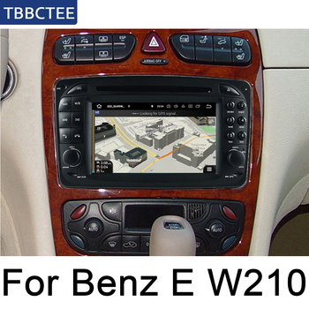 For Mercedes Benz E Class W210 1995~2003 NTG Android Multimedia player GPS Autoradio System Navigation Map Car DVD WIFI HD image