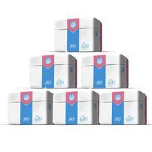 6 packs menstrual period anion pads sanitary napkin winalite