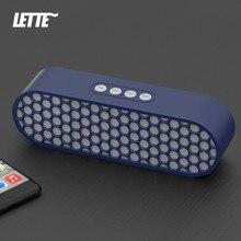 Haut-parleur Bluetooth 5.0, sans fil, double cornes, 10W, avec clé USB, lecture de carte TF, caisson de basses, colonne d'entrée AUX, 2200mAh
