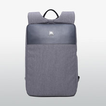 Ultra-thin Computer Nylon Zipper Backpack Waterproof Notebook 14/15 Inch Business Casual Waterproof Bag For Men(China)
