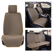 Mat Cover-Protector Rear-Seat-Back-Cushion-Pad Car-Seat Backrest Interior Front Auto