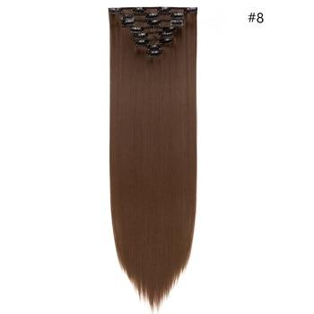 Τρέσες μαλλιών Σετ 8 Τεμαχίων snoilite