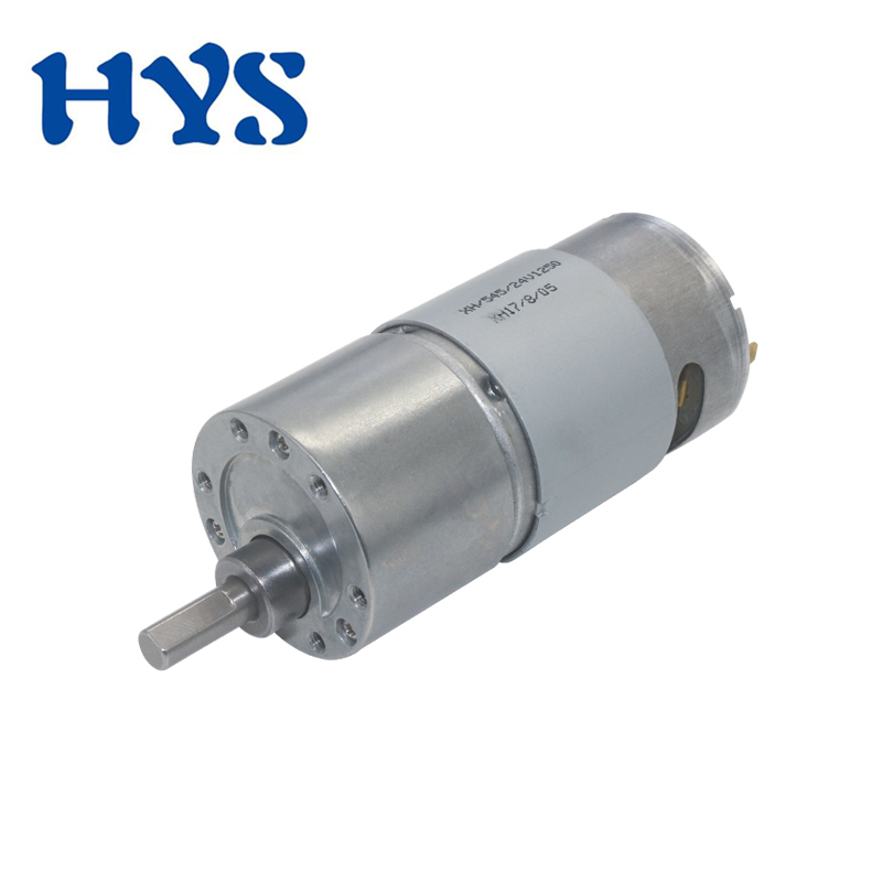 6V DC Speed Reduction DC Brushless Gear Motor Gearbox Motor 110-900rpm NEW