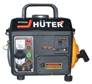 Portable gasoline generator Huter ht950a mini generators