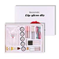 100g Handmade Lip Gloss Base Gel DIY Moisturizing Matte Lipgloss Set Material Odorless Making Kit Lip Makeup Art DIY