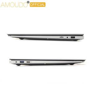 Image 5 - Amoudo 15.6inch 1920*108P IPS Screen Intel Quad Core CPU 4GB Ram 64GB Rom Win10 Laptop Notebook Computer