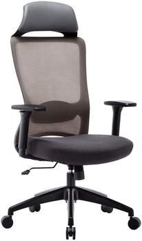 Computer Chair Headrest Office Chair Ergonomic Swivel  Mesh Task Chair High Back Adjustable Gaming Chair mesh chair swivel office chair high back gas lift armchair rolling legs office furniture hot sale