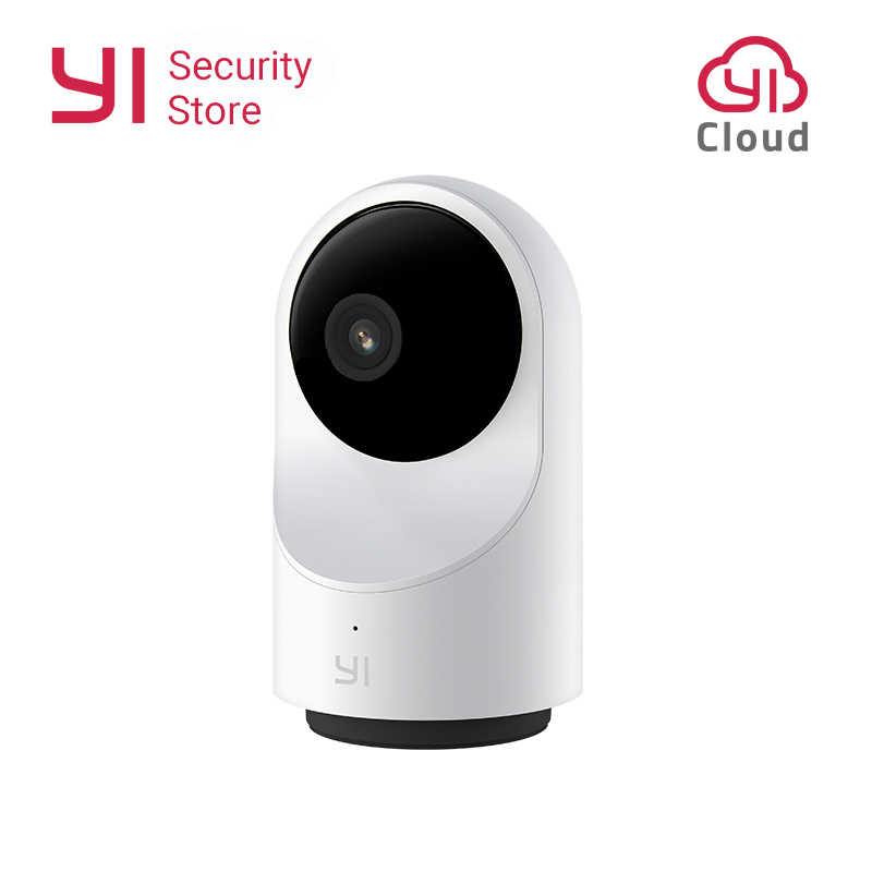 ใหม่กล้อง YI Dome X 1080P IP Cam FHD WIFI AI-2-way Audio มนุษย์ /Pet Detection Night Vision SD Card Slot/YI Cloud