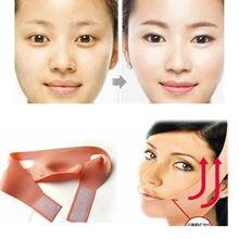 Masque de maquillage 3D en Silicone, Lifting du Visage, raffermissement de la peau, produit de soin, amincissant, forme en V, outil de beauté