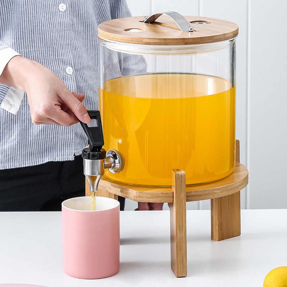 Minuman Dispenser Stainless Steel Keran Dispenser untuk Rumah Barel Anggur Bir Juice DIspenser Minuman Kulkas Anggur Stopper