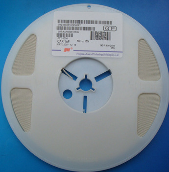 Free Delivery. 0603 patch capacitance 1 nf 102 50 v a plate of 4000 only 10%