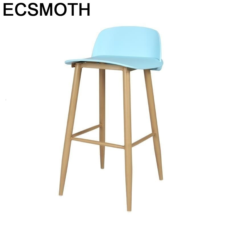 Ikayaa Stuhl Hokery Barstool Comptoir Barkrukken Banqueta Kruk Para Barra Industriel Silla Cadeira Tabouret De Moderne Bar Chair