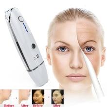 цена на Factory price  Mini HIFU Theory Anti-Aging Skin Face Lift RF LED Anti Wrinkle Skin Care Spa Beauty Ultrasound Machine home use