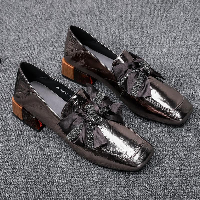 sapatos femininos luxo pista tamanho 4 34