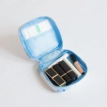 Портативная сумка для хранения водонепроницаемая губная помада
