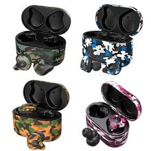 Camouflage Sabbat E12 Ultra Camouflage TWS Vero Wireless v5.0 Bluetooth aptX Auricolare caricatore Senza Fili Auricolare In Ear St