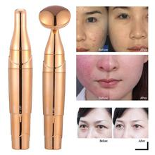 Electric Face Spa Ion Massager Skin Care Lifting Facial Vibration