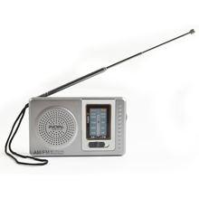 Портативный радиоприемник am fm цифровой мини стерео mp3 плеер