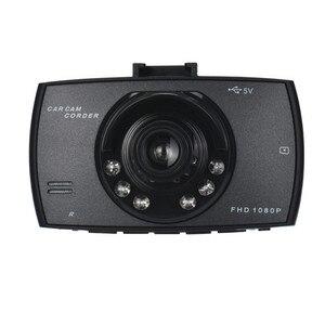 Image 2 - Auto 1080P 2,2 Full HD DVR Fahrzeug Kamera Dash Cam Video G sensor Nachtsicht vidioregistrator für auto aufnahme dashcam dual