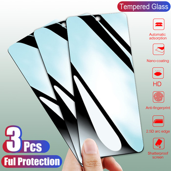 3pcs tempered glass for xiaomi redmi note 8 8t pro 6 5 plus 4x screen protector protective glass for redmi note 7 7a 8a 6a glass