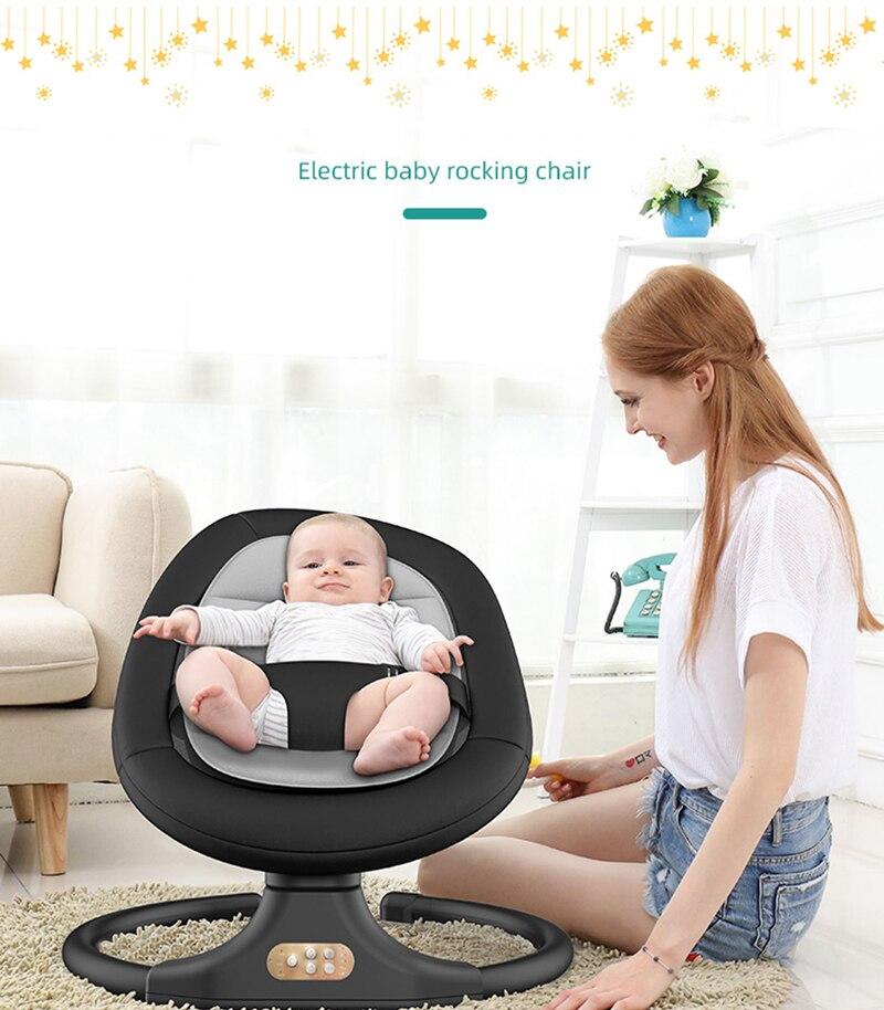 H023d6de6d7eb4fe2bc29d8e64f383dc6V Baby rocking chair newborn baby shaker baby electric cradle with baby to sleep recliner comforter