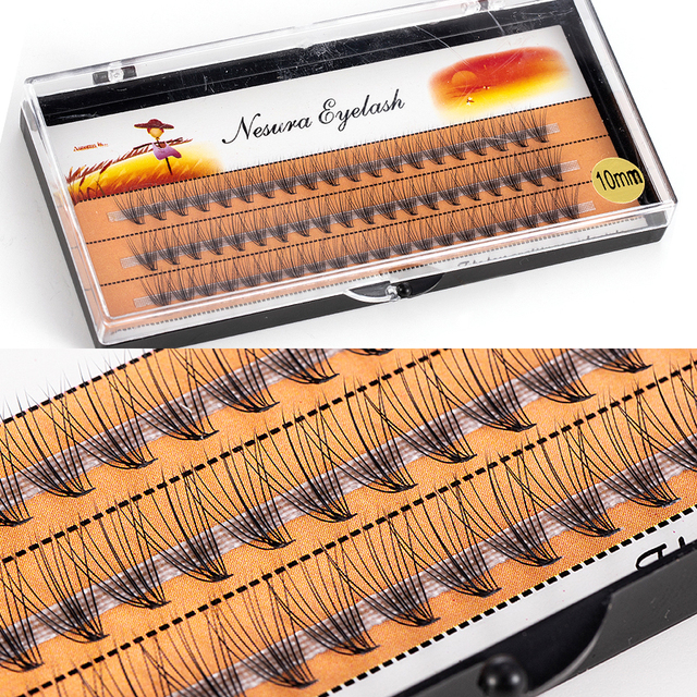 0.1mm False Eyelashes Faux Individual Eyelash Lashes Maquiagem Cilios for Professionals Soft Grafting Mink Eyelash Extension