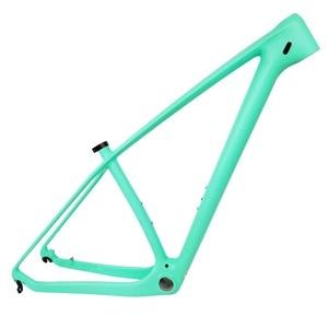 Image 1 - THUST אופניים מסגרת זול פחמן מסגרת 29er T1000 UD סין פחמן MTB מסגרת 29er פחמן הרי אופניים מסגרת 29er 15 17 19 אינץ
