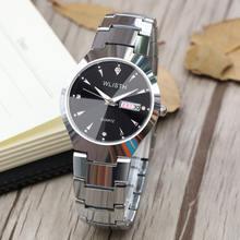 Парные часы мужские водонепроницаемые наручные дамский браслет