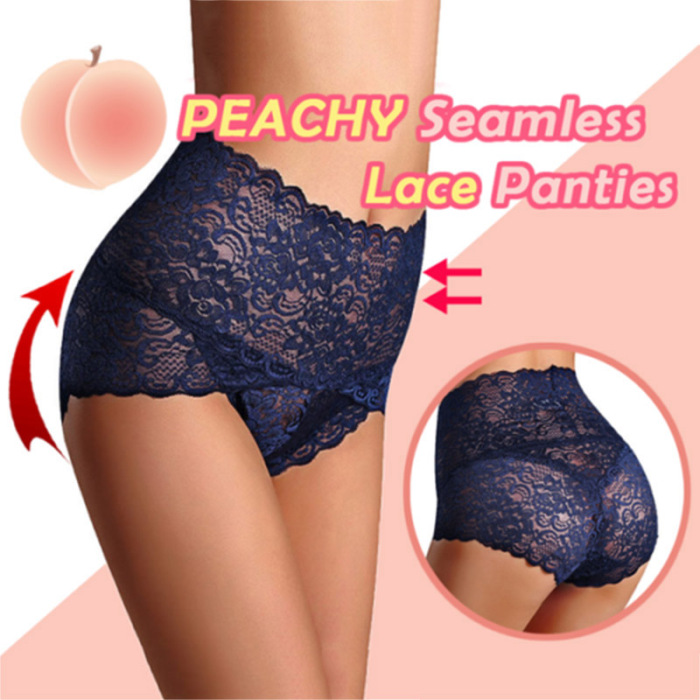 Seamless Lace Ladies Briefs