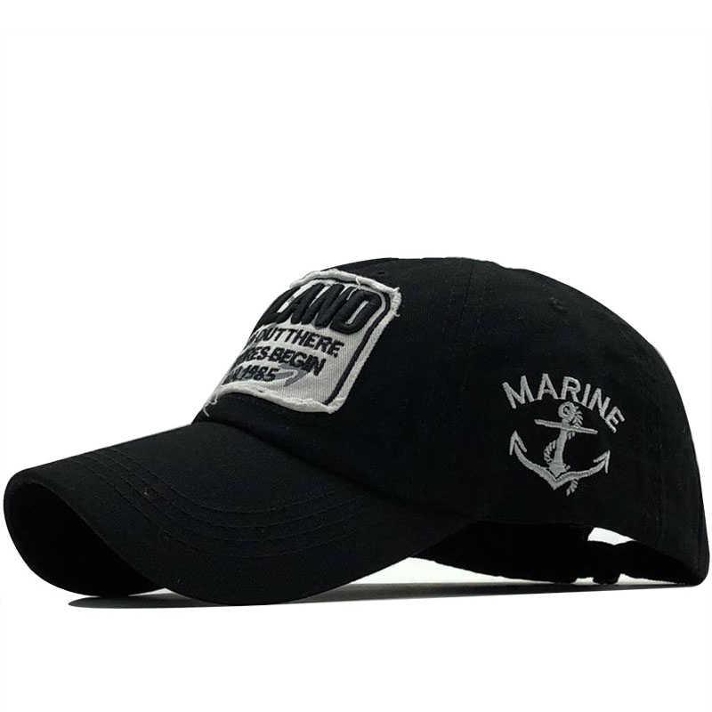 100% pamuklu beyzbol şapkası şapka kadın erkek vintage baba şapka 3D mektubu nakış mektubu açık spor kapaklar 2020 yeni