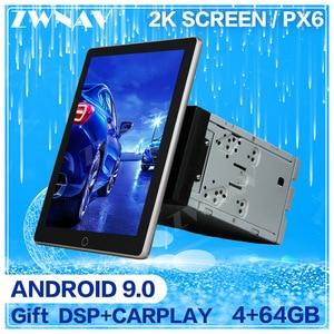 2 Din universal Car Multimedia Player For HYUNDAI IX25 IX35 I10 I20 Sonata For honda Android PX6 Tesla Audio Radio Stereo BT GPS
