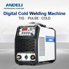TIG Welder Welding-Machine Tig-Inverter TIG-250MPL ANDELI Pulse/tig 220V Intelligent