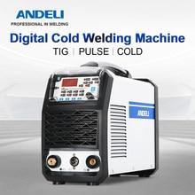 ANDELI inteligentna spawarka TIG TIG-250MPL 220V spawarka TIG zimno/puls/spawanie TIG spawanie na zimno zgrzewanie punktowe tig inwerter