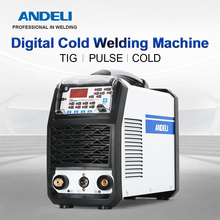 TIG Welder Welding-Machine Tig-Inverter Intelligent TIG-250MPL ANDELI Pulse/tig 220V