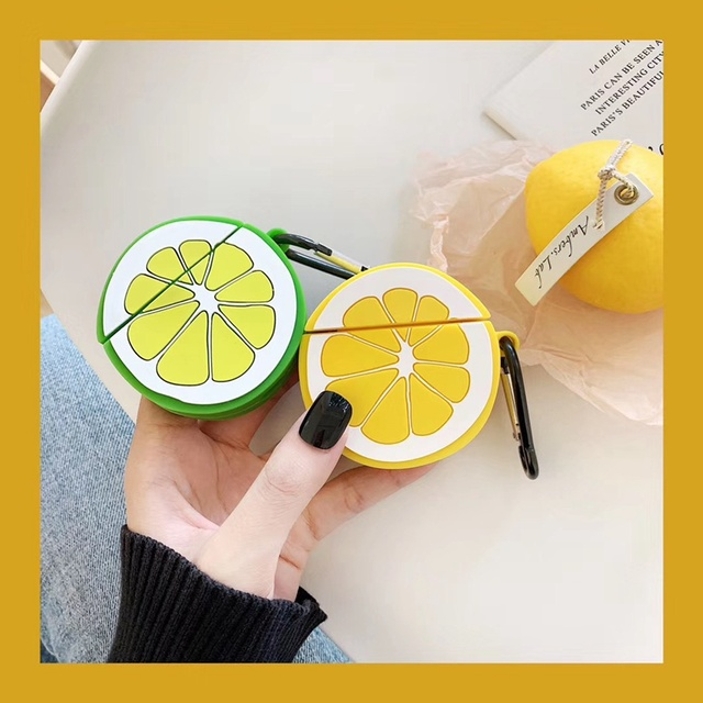 Earphone Case For Airpods Case Silicone Cute Cartoon Soft Headphone Case for Apple Air pods